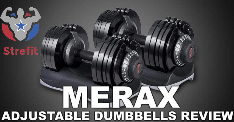 Merax Deluxe 71.5 Pounds Adjustable Dial Dumbbell Review