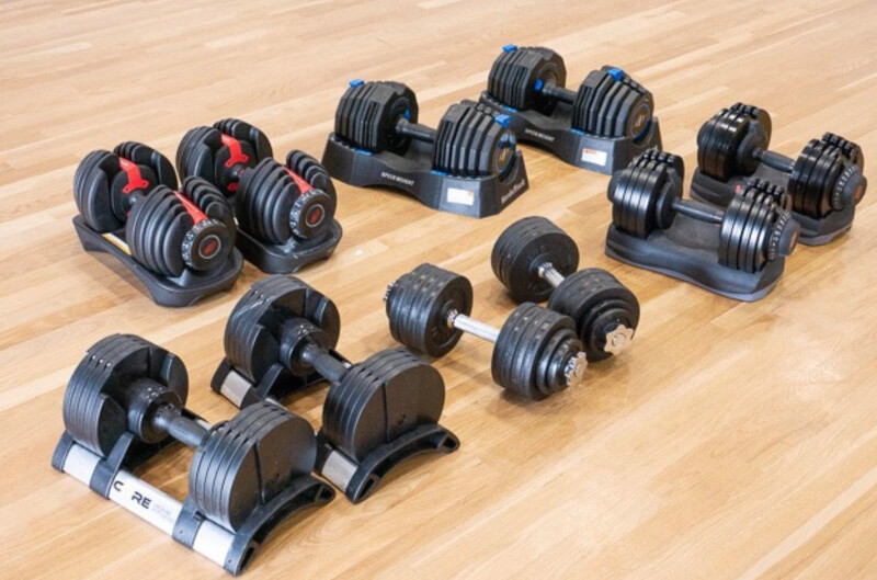 Top 12 Best Adjustable Dumbbells Reviews of 2019 from Strefit Experts