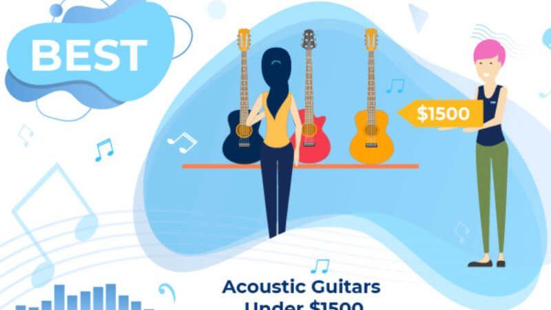 AN IN-DEPTH REVIEW ON THE BEST ACOUSTIC GUITAR UNDER $1500