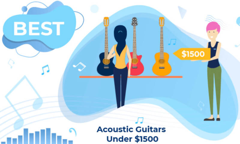 REVIEW ON THE BEST ACOUSTIC GUITAR UNDER 1500