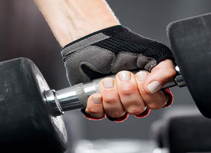 A pair of hand glove weights is inevitable to perform your workout