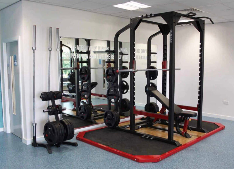 Best Home Gym Power Rack Brands