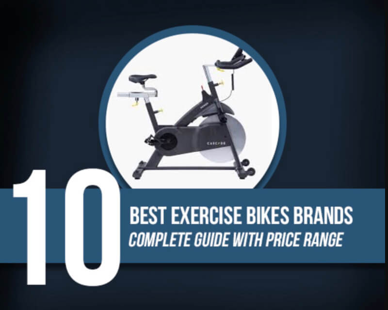 Top Rated 20 Best Exercise Bikes Brands 2020