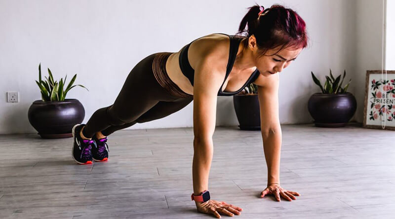 What is cardio workout at home no equipment