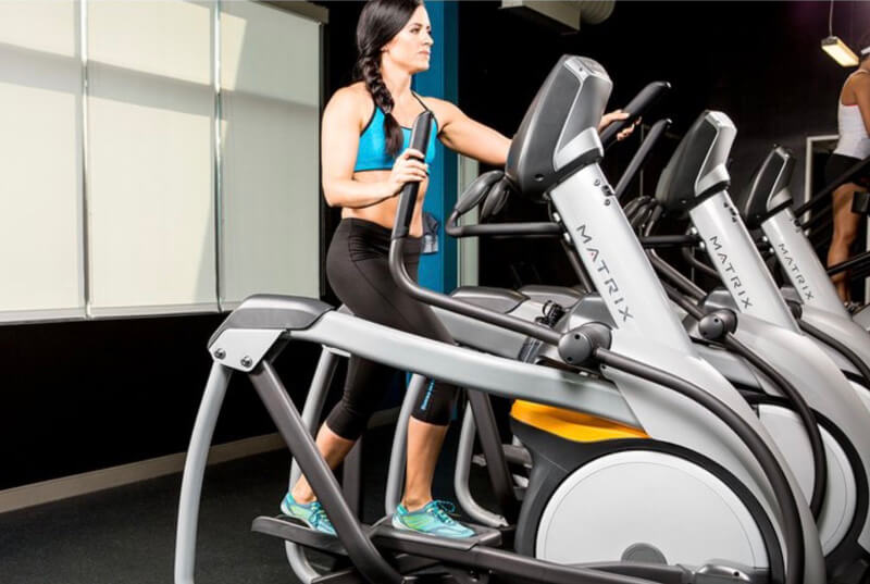 best cardio machine for glutes