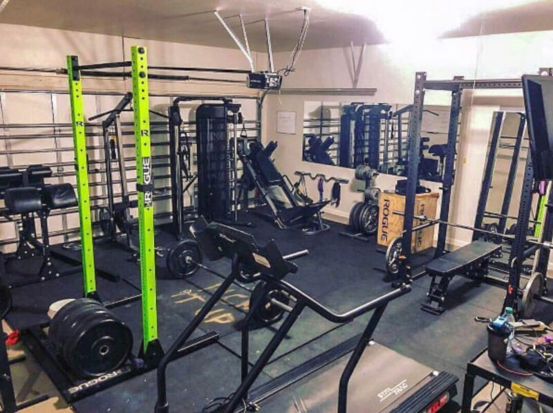 best floor mats for home gym