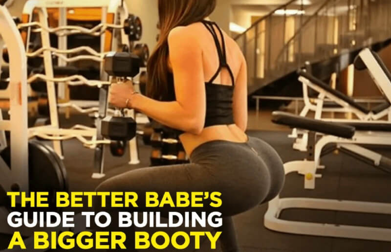 best gym machine for glutes