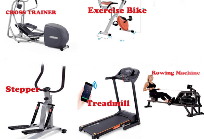 best home exercise equipment for weight loss and toning