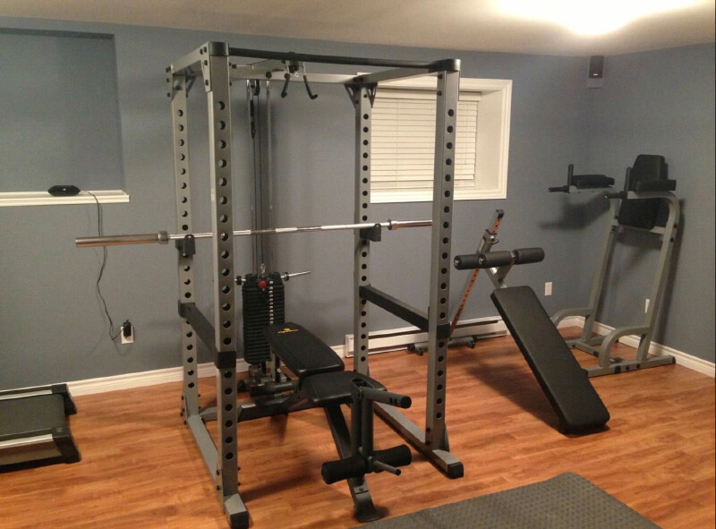 How to choose best home gym power rack