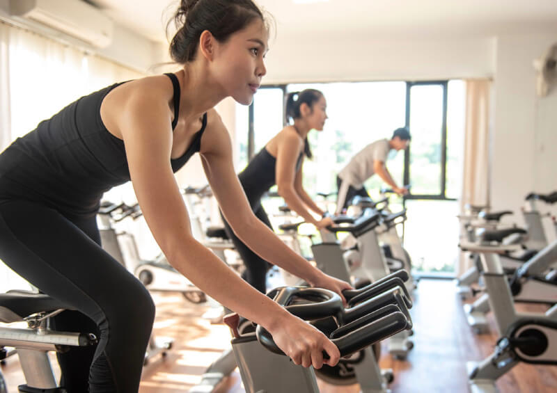 how to use the best exercise bike for weight loss