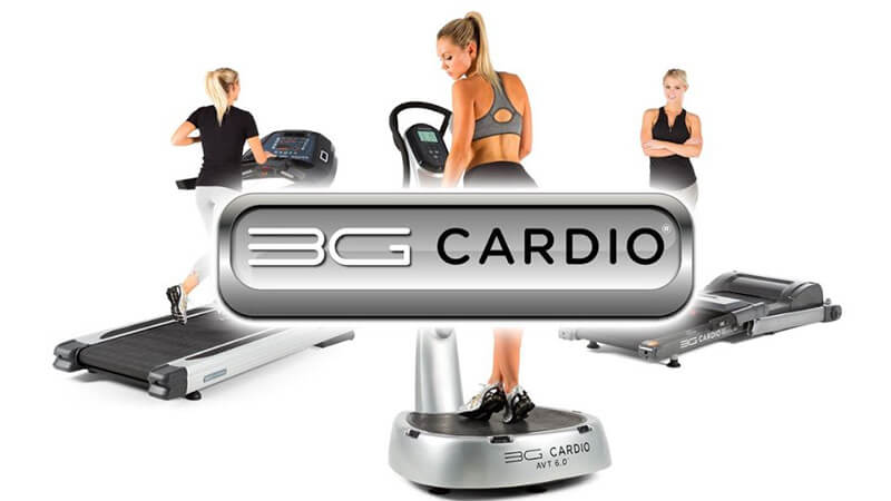 3G Cardio Fitness Equipment