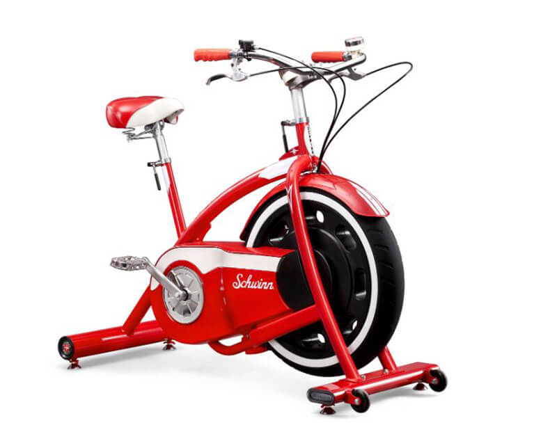 Building your body effectively with Schwinn bike.