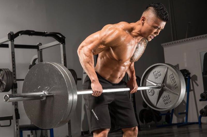 Do Rear Delts After Back Training That Consists Of Lots Of Rows