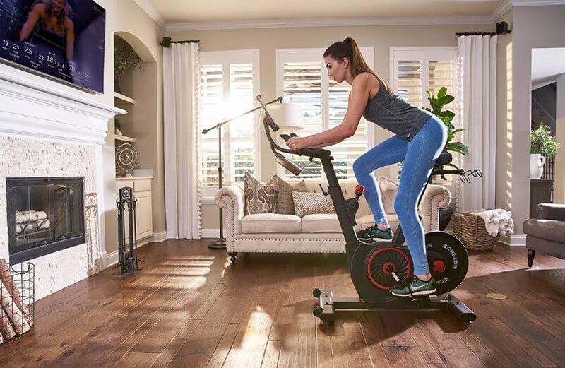 Echelon fitness equipment