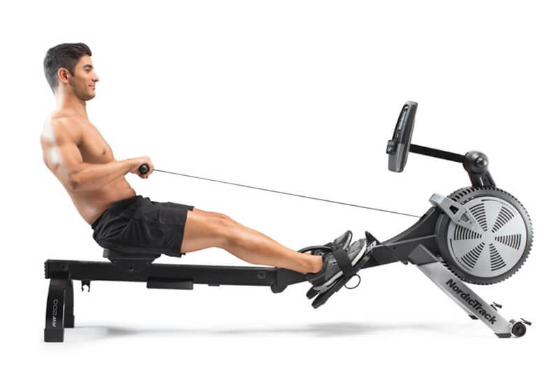 HIIT on a rower