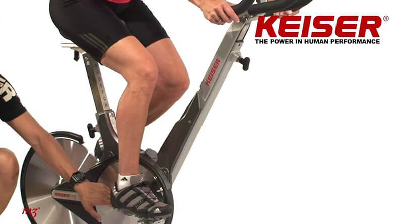 Keiser Fitness Equipment