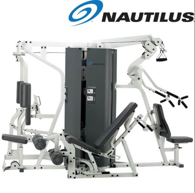 Nautilus fitness equipment