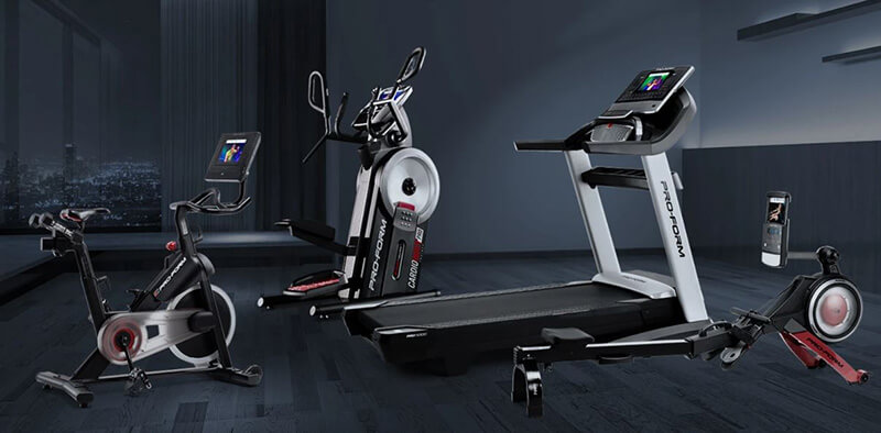 Proform fitness equipment