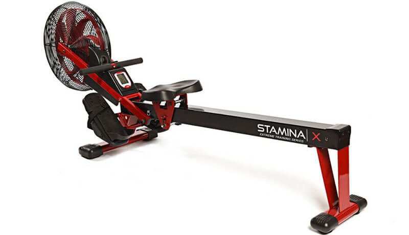 Stamina fitness equipment
