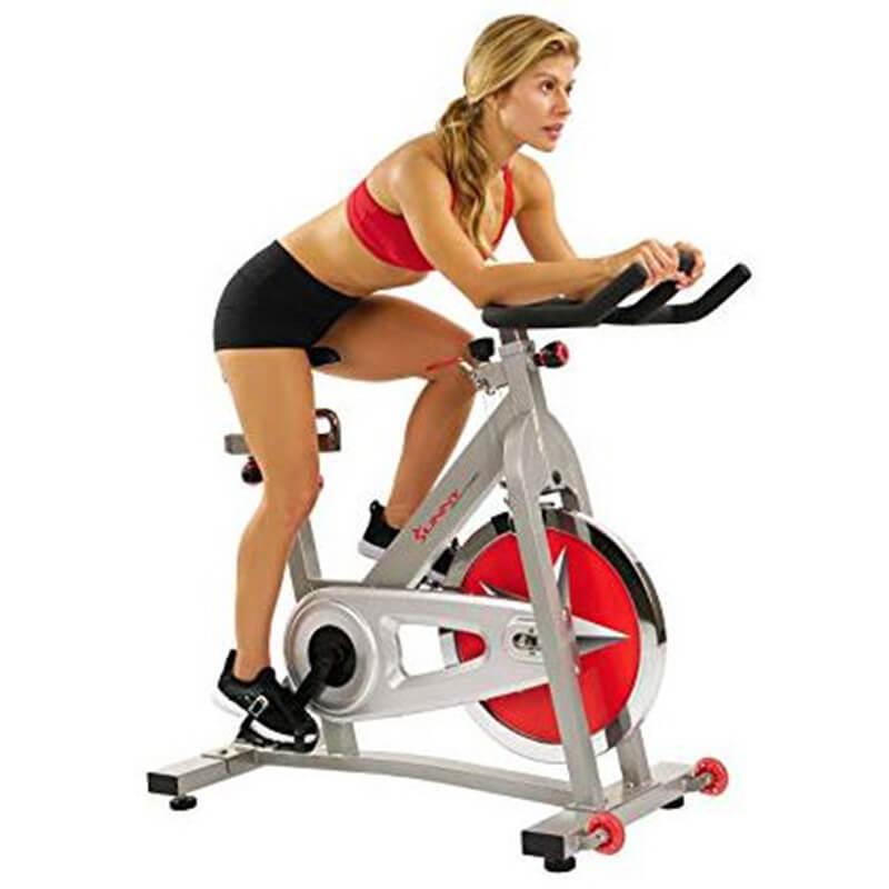 Sunny bikes strengthen your leg muscles.