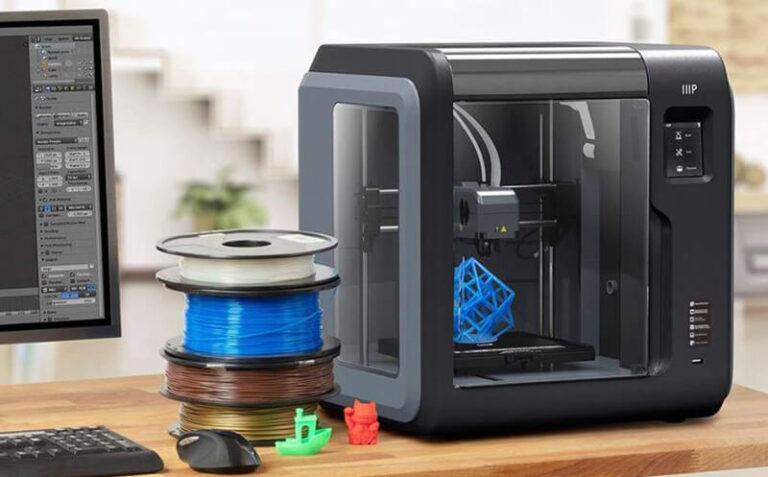 Top 24 Best 3D Printers Under 1000 Dollars Of 2020