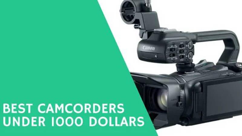 best 4k camcorder under 1000