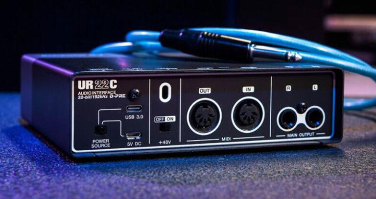 Top 18 Best Audio Interface Under 1000 Dollars