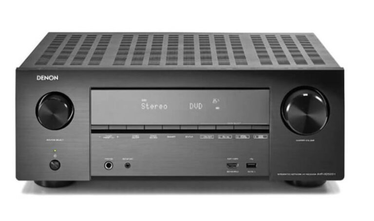 Top 11 Best AV Receiver Under 1000 Dollars Of 2020