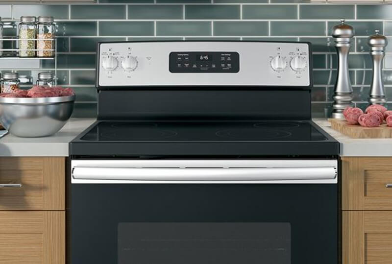 best electric ranges under 1000