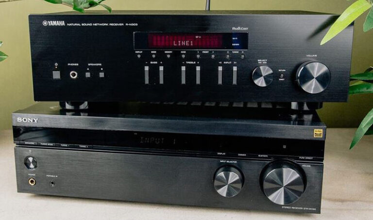 Best Home Stereo Receiver Brands