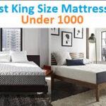 best king mattress under 1000