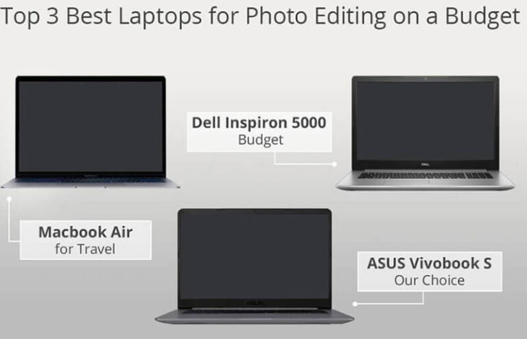 Top 15 Best Laptop For Photo Editing Under 1000 Dollars