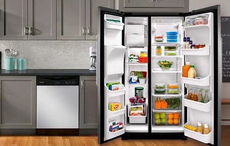 Top 15 Best Side By Side Refrigerator Under 1000 Dollars