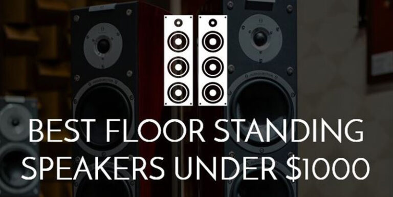 Top 17 Best Tower Speakers Under 1000 Dollars