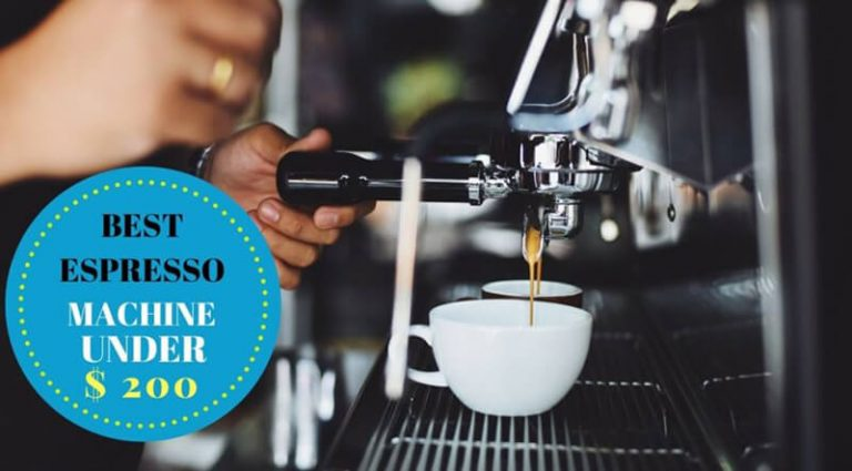 Top 101 Best Espresso Machine Under 200