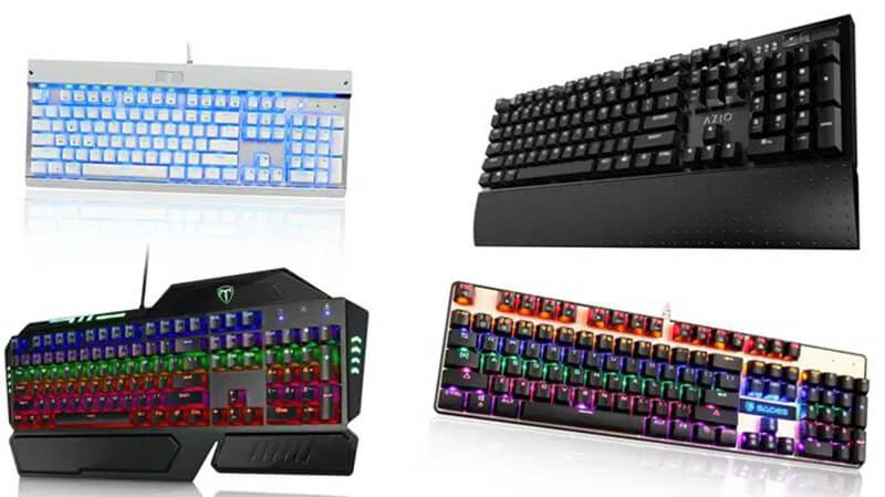 The Best Mechanical Keyboard Under 100 Buyer's Guide