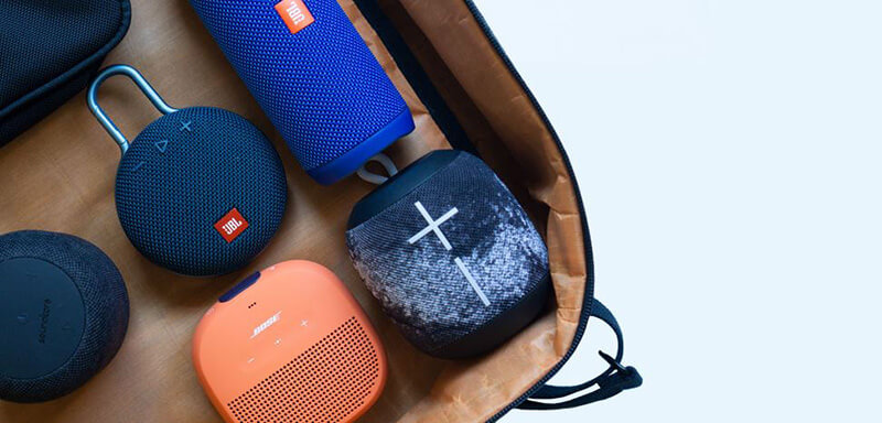 The way to decide on the Bluetooth speaker