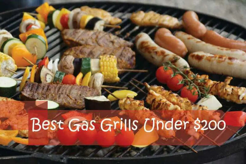 Things to Look for in the Gas Grills Under $200