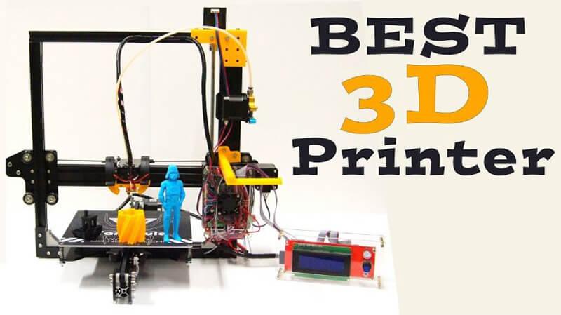 Top 10 Best 3D Printer Under 200
