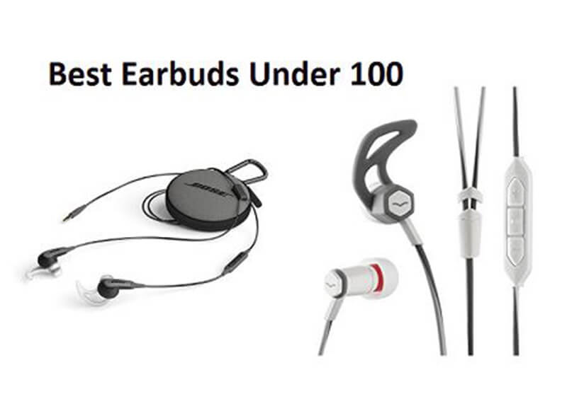 best bass earbuds under 100