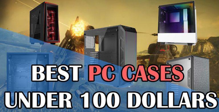 best mid tower case under 100