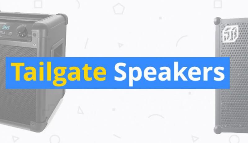 best tailgate speaker