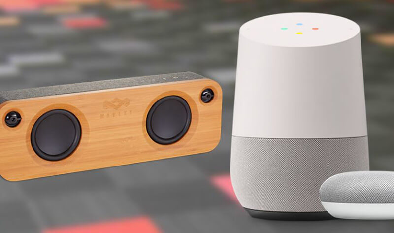 how to add bluetooth speaker to google home