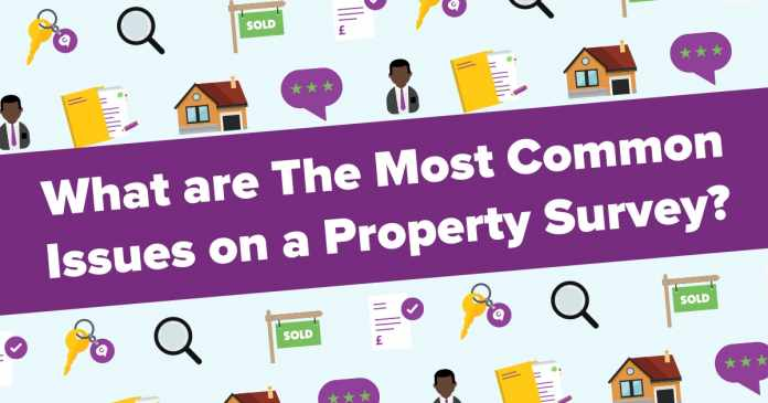 Common Property Survey Issues: What Could Lead To A Collapsed Sale