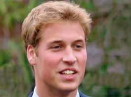 Prince William tested positive