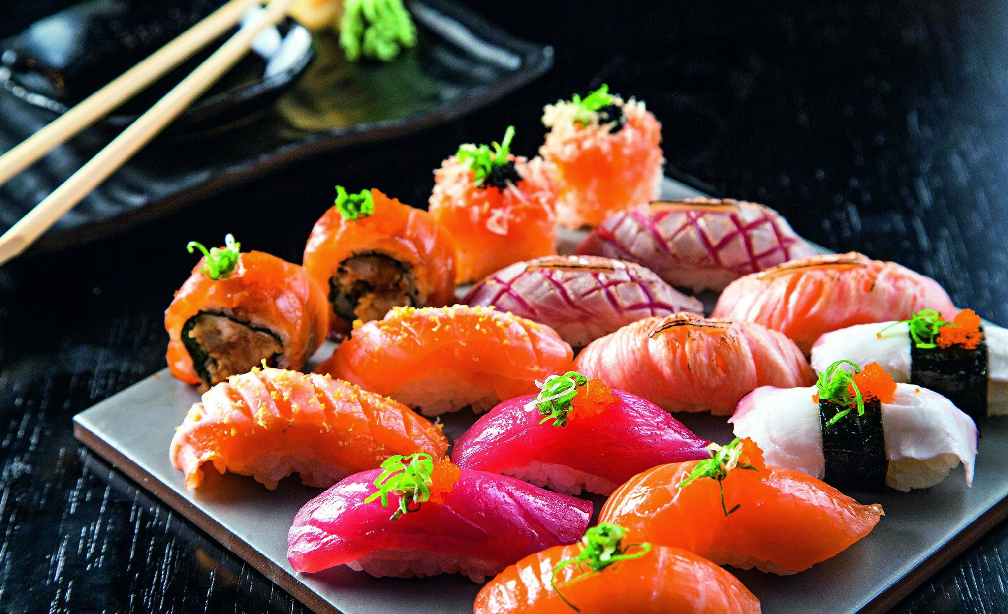 sushi good for you