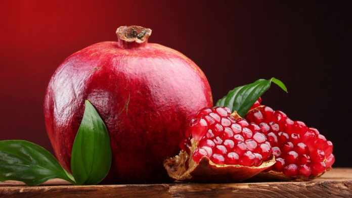 pomegranate good for you