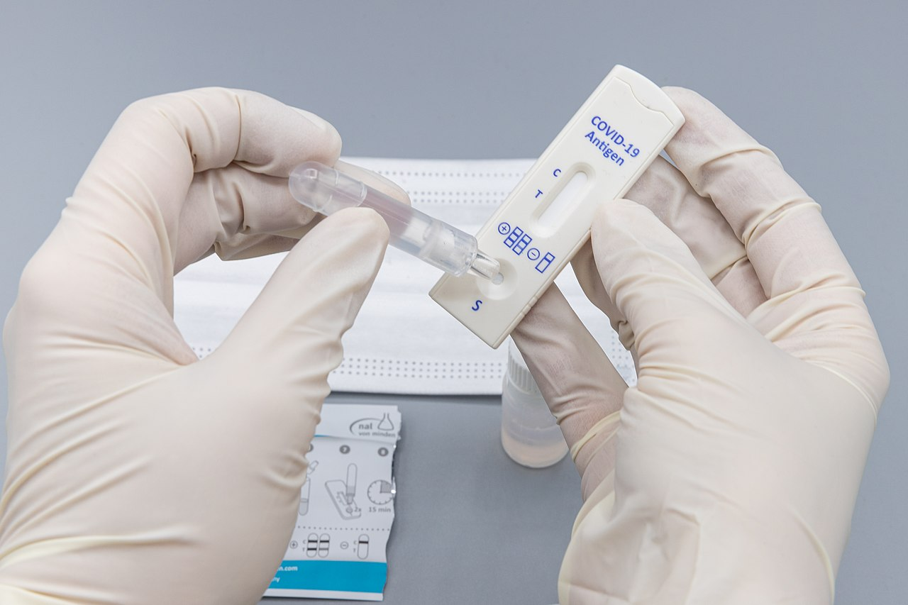 Rapid tests for coronavirus to start as US deals with Ellume