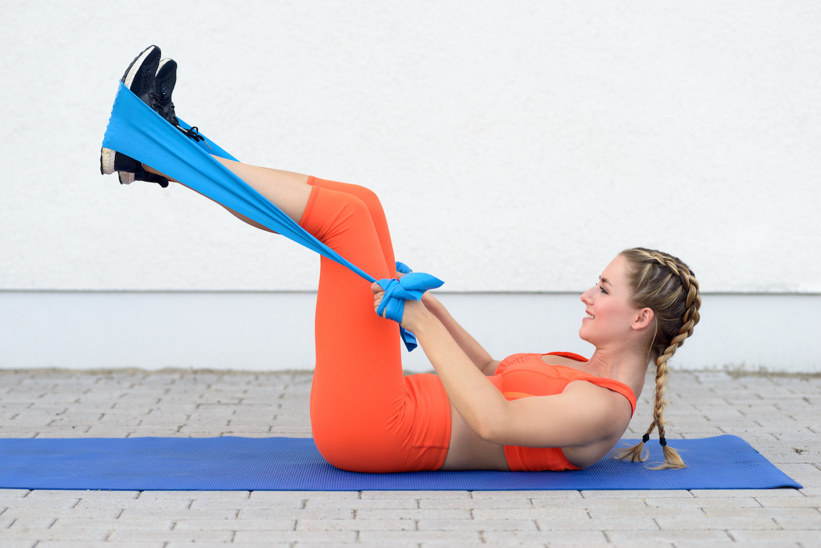Using Resistance Bands Workouts