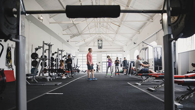 gyms with pools near me
